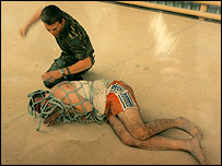 Royal Fusiliers, torture, Iraq, Mark Cooley